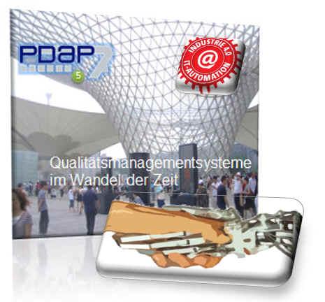 PDAP7.5 QM im Wandel der Zeit