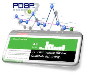 PDAP 11. Fachtagung für Qualitätssicherung